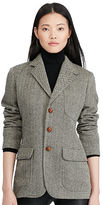 Polo Ralph Lauren Wool-Blend-Herringbone Jacket