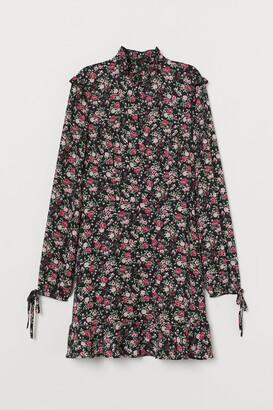 H&M Dress with frills