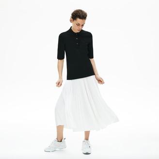 Lacoste Women's Classic-Fit Cotton Polo