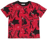 Dolce & Gabbana Siciliano Music Cotton Jersey T-Shirt