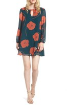Cupcakes And Cashmere Women's Sybella Floral Shift Dress