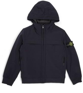 Stone Island Junior Hooded Jacket (4-14 Years)