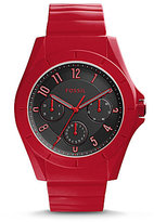Fossil Poptastic Sport Multifunction Silicone-Strap Watch