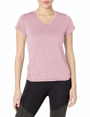 Head Women's Short Sleeve Workout T-Shirt-Performance Tennis Activewear Top