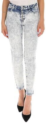 MICHAEL Michael Kors Acid Wash Jeans