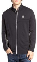Spyder Men's Brushed Fleece Jacket