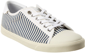 Celine Blank Low Lace-Up Sneaker