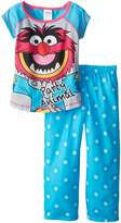 Komar Kids Disney's Muppets Party Animal Polka Dot Pajama for girls (7/8)