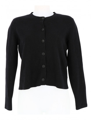 Chanel Black Cotton Knitwear