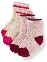 Old Navy Marled Boot-Socks 2-Pack for Baby