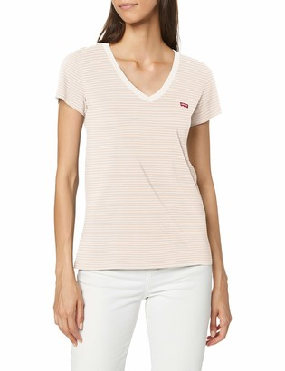 Levi's Women's Perfect Vneck T-Shirt