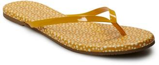 Lauren Conrad Honey Women's Thong Flip Flops