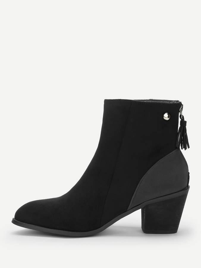5b4658e925 Tasselled Heels - ShopStyle