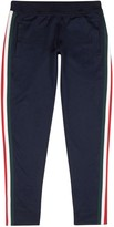 Gucci Navy Stripe-trimmed Jogging Trousers