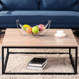 17 Stories Kostka Frame Coffee Table