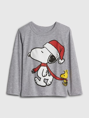 Gap Toddler Snoopy Graphic T-Shirt