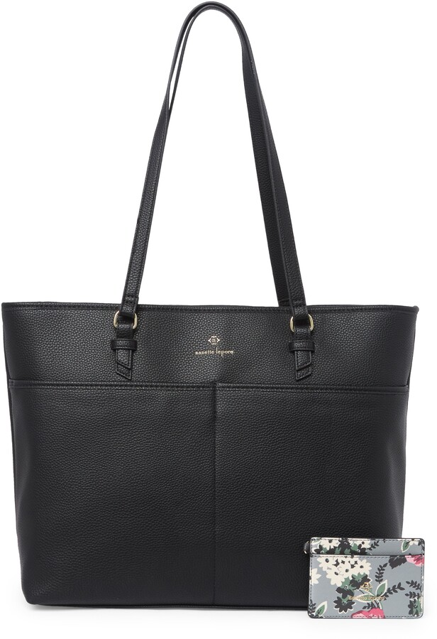 Thumbnail for your product : Nanette Lepore Gianna Tote w/ CC Case
