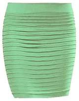 Legou Women's Seamless Mini Cotton Blend A Line Skirt