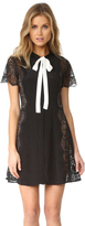 For Love & Lemons Mon Cheri Bow Dress