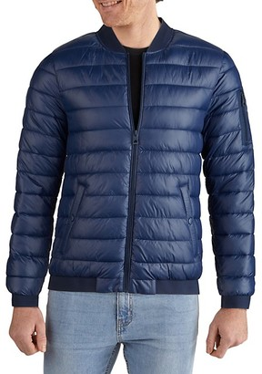 GUESS Mid-Weight Bomber Jacket