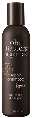 John Masters Organics Repair Shampoo for Damaged Hair with Honey Hibiscus- 6 fl. oz.