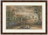 Melissa Van Hise Parisian Tapestry IV