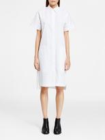 DKNY Pure Shirt Dress With Pocket