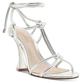 Schutz Women's Latoya Strappy High-Heel Sandals
