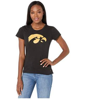 '47 College Iowa Hawkeyes Fader Letter Tee