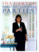 Penguin Random House Barefoot Contessa Parties!