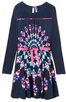 Desigual Girl's VEST_ADIS Dress,104 cm (Manufacturer Size: 4/3/2016)