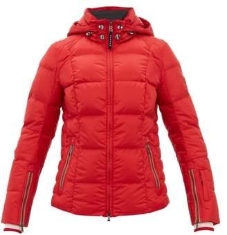 Bogner Sanne-d Down-filled Ski Jacket - Womens - Red