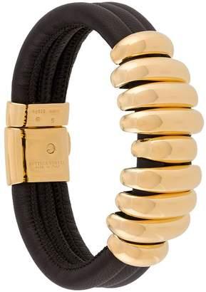 Bottega Veneta nine ring bracelet