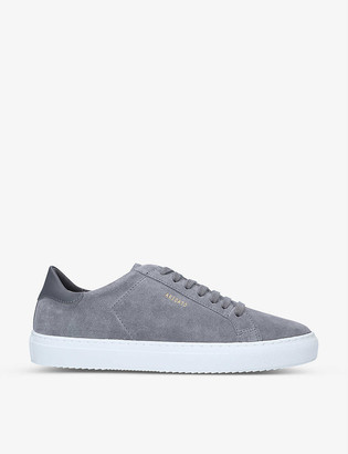 Axel Arigato Clean 90 suede low-top trainers