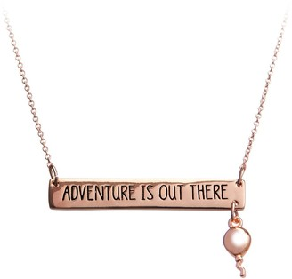 Disney Up ''Adventure Is Out There'' Necklace