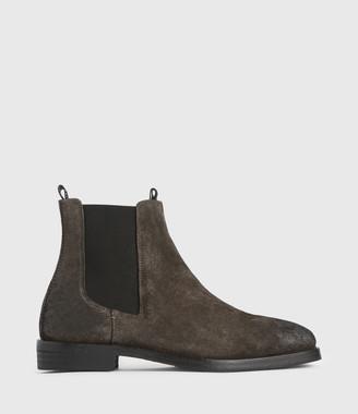 AllSaints Eli Suede Boots