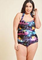Bathing Beauty One-Piece Swimsuit in Rainbow Galaxy - 16-34 in 20