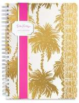 Lilly Pulitzer Metallic Mini Notebook
