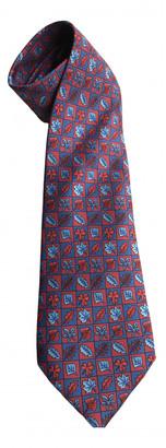 Hermã ̈S HermAs Red Silk Ties