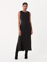 Diane von Furstenberg Verona Stretch Georgette Maxi Dress