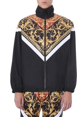 Versace Jacket With Zip