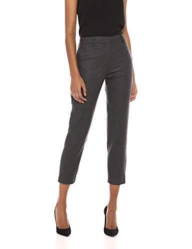 56cc1222aa1 Theory Pants Charcoal - ShopStyle