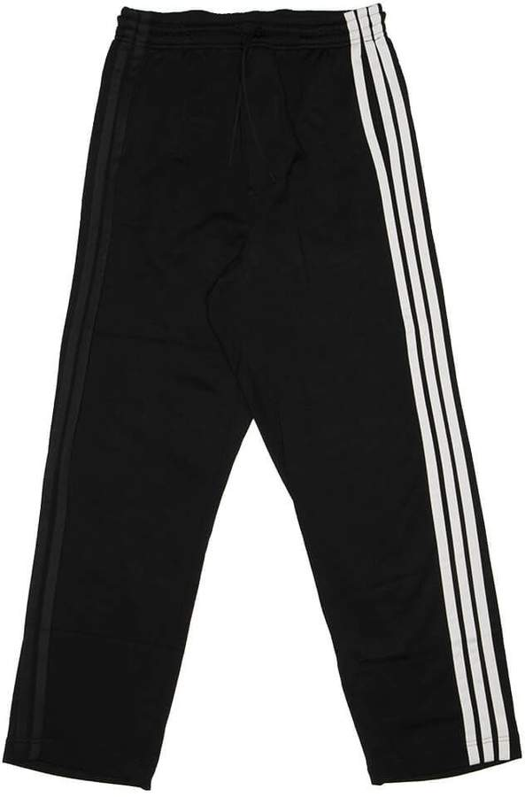 Y-3 Y 3 3 Stripes Wide Pants