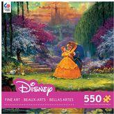Ceaco Disney's Beauty & The Beast Fine Art 550-pc. Garden Waltz Puzzle by Ceaco