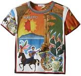 Dolce & Gabbana Agrigento T-Shirt Boy's T Shirt
