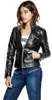 G by Guess GByGUESS Women's Brielle Perforated Jacket
