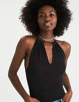 American Eagle Outfitters AE Soft & Sexy Halter Bodysuit