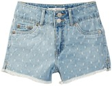 Levi's High Rise Novelty Short (Big Girls)