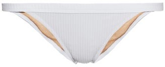 Made by Dawn Traveler Ribbed Bikini Briefs - White
