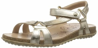 Panama Jack Women's Caribena Shine Ankle Strap Sandals